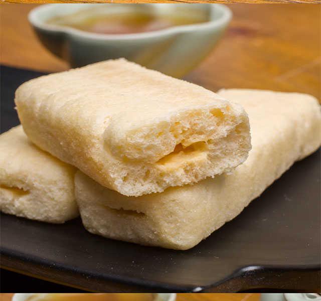 【零食大礼包】台湾米饼能量棒蛋黄/芝士味休闲零食小吃儿童营养早餐饼干