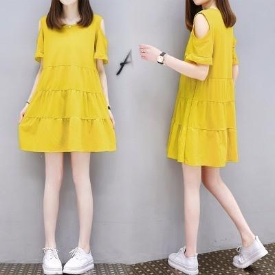 运动装女雪纺打底衫今年流行款女装夏季女装裙子夏女式秋装大码连