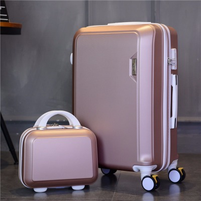 免单商品箱包男行李箱女学生小清新旅行用品生密码本可爱女生箱小