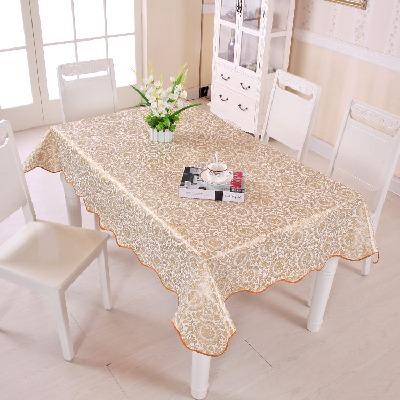 圆桌垫书桌垫桌垫卡通桌布防水防烫大理石茶几布布艺拍照背景布欧