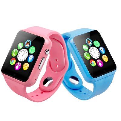 【送32G内存卡】电话手表儿童防水触屏 GPS定位插卡拍照男孩女孩