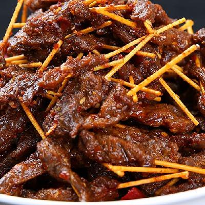p-【60包�肉】牙�肉20包150g多�格食品休�e零食小吃��肉湖南特