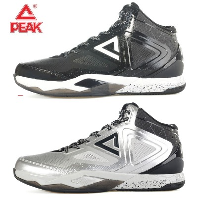正品匹克篮球鞋男鞋2017冬季新款TP9帕克三代3代耐磨明星战靴运动鞋男E54323A