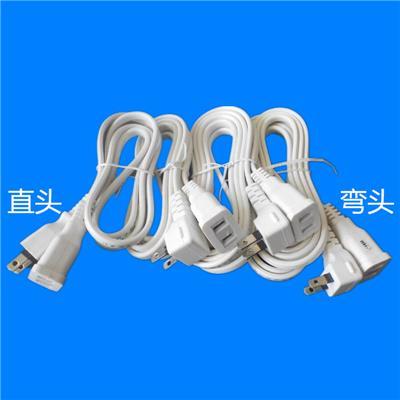 包邮创意2芯延长线插座 1米接线板2米插头弯头电源线插排插线板