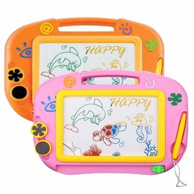 儿童画板大号画画板宝宝彩色磁性小画板涂鸦板磁性写字板儿童玩具