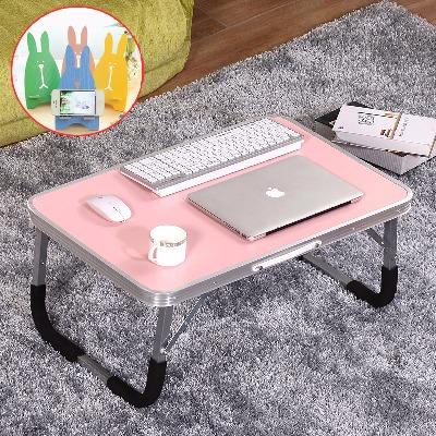 吃饭小桌子小床上用喝茶桌写字桌折叠小餐桌小方桌子懒人桌桌贴纸