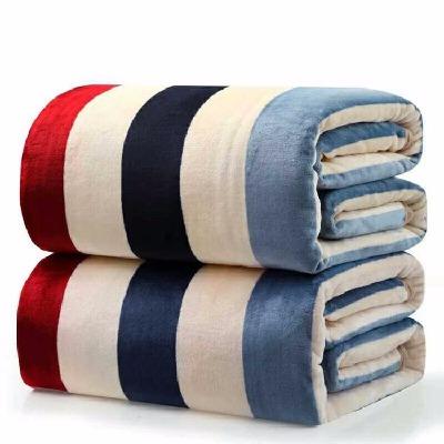 长款水貂绒毯子双人梦奇绒床单毛毯加厚珊瑚绒毛婴儿单儿童拉舍尔