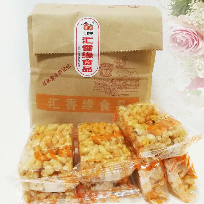 江西特产零食小吃老式硬沙琪玛糕点馓子手工香酥脆萨琪玛整箱500g