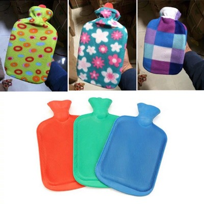 【安全防爆】传统热水袋橡胶暖水袋注水暖手宝冬季防烫注水热水袋