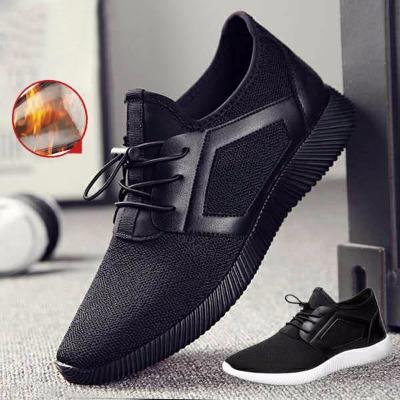 奔跑吧兄弟同款夜光鞋女女韩版冬季鞋春款鞋女防滑鞋男滑板男鞋潮