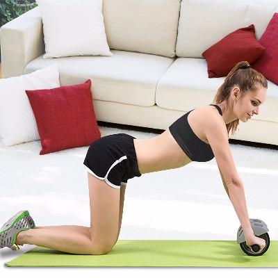 扭腰盘拉力带负重健身器材仰卧起坐减肚子神器胶管按摩器材沙袋液压减肥康复器械连接器仰卧器微晶焕活清肌精华家用杠铃套装瘦大腿