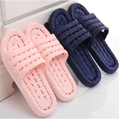 拖鞋洗澡漏水男女软底防滑情侣浴室居家镂空拖鞋凉拖拖鞋
