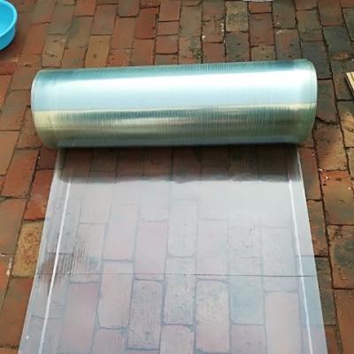 正宗透明阳光板采光板价格便宜玻璃树脂板亮板纤维瓦塑料建材板