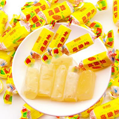 2斤装高粱饴软糖1000g正宗山东特产零食水果糖果怡多省包邮