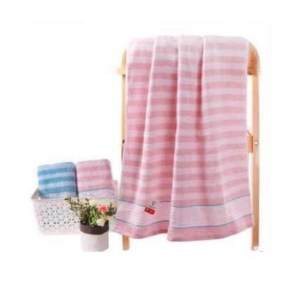 金�毛巾正品�棉�和�套�b三件套�b1浴巾+2毛巾�色粉色�{色柔�超值�M合�b情�H�和��S��性��意新生�杭雍穸喙δ茉〗沓扇嗽〗�