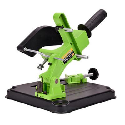 角磨机万用支架手磨机打磨机抛光机角向磨光切割平台变切割机改装