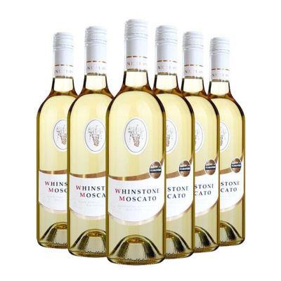 澳洲进口赢石甜白葡萄酒整箱装750ml*6
