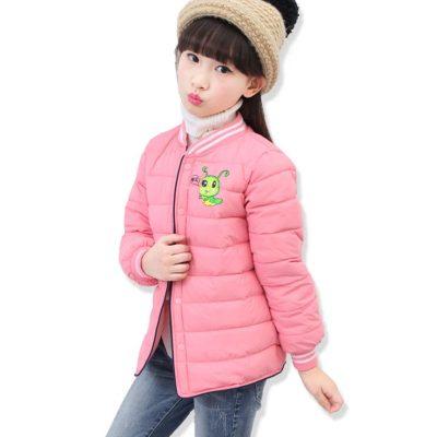 【�S家直�N,特�r��】�和�棉衣秋冬季新款�和�羽�q棉服�饶�女童