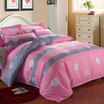被罩床单单件.棉布料被子单造料圆床毛片被罩水洗棉床单件套夏季
