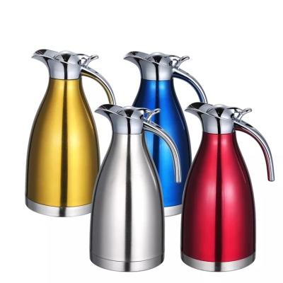 欧式德国304内胆不锈钢真空保温壶热水瓶家用咖啡壶学生宿舍壶