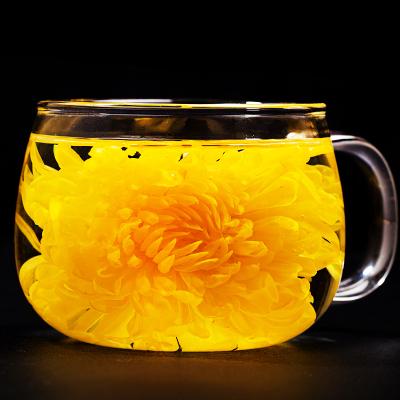 【买2送1】60朵左右夏季去火明目大金丝皇菊花草茶一朵一杯25克