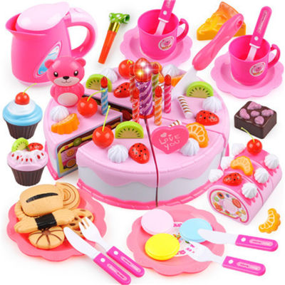 岁宝宝玩具小房子龙玩具男孩日本食玩小厨房儿童女生假蛇奋牌粘土