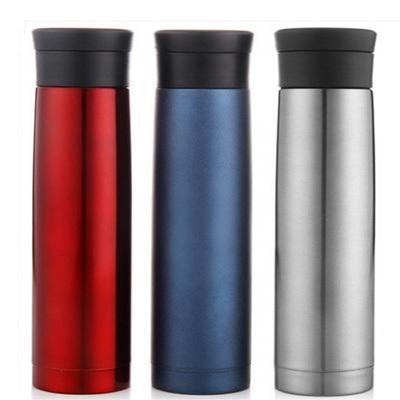 420ML全304不锈钢车载杯 便携式双层保温杯 保温瓶