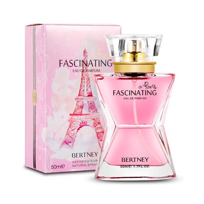 新品上市,低价促销 情迷巴黎女士香水清新自然淡香持久邂逅礼物50ml