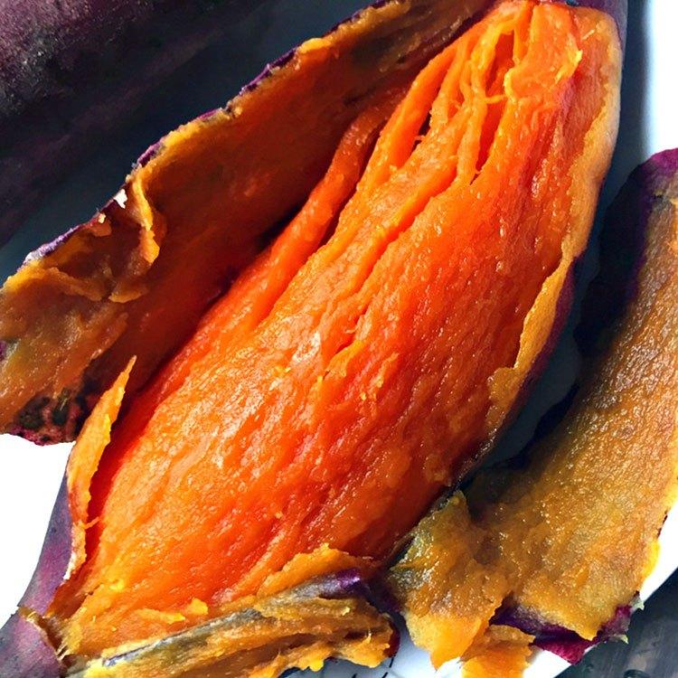 【超值5斤】红蜜薯沙地红心红薯产地直发新鲜现挖红心中地瓜红薯