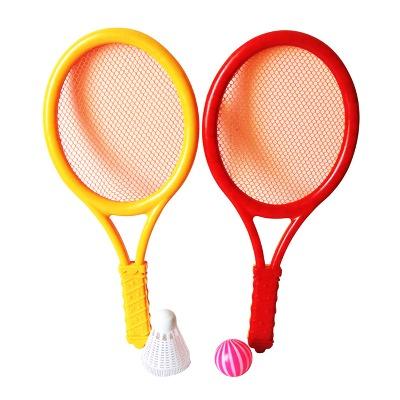 儿童小男女孩羽毛球拍玩具宝宝网球拍子幼儿园室内外运动体育玩具
