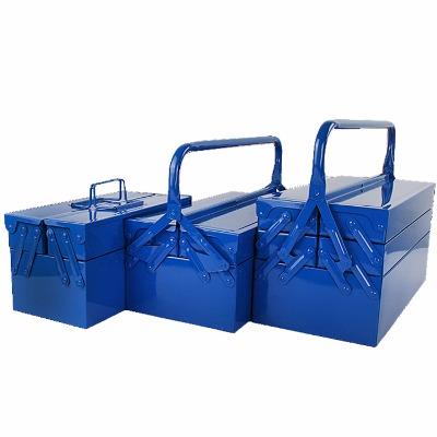 铁皮工具箱.手提式工具箱 铁皮工具箱 工具箱铁 全铁 五金工具箱