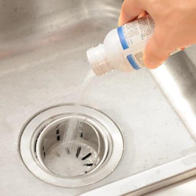 【买二送一】强力管道疏通剂厨房下水道管 厕所卫生间清洁除臭剂