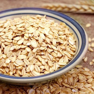 生燕麦片3斤5斤五谷杂粮原味粗粮无糖食品营养早餐粥纯麦片燕麦米
