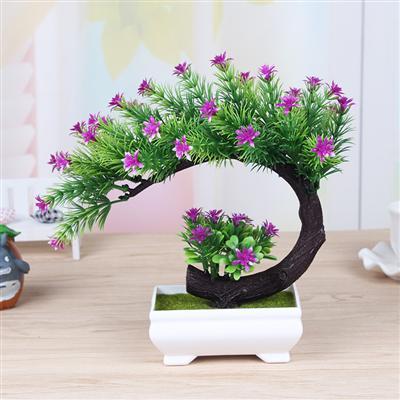 盆景植物摆件室内客厅家居装饰品酒柜电视柜工艺品办公桌招财婚房