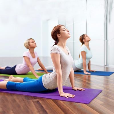 无味tpe瑜伽垫初学者愈加垫防滑健身垫加长瑜珈垫1900*600*6MM【3月11日发完】