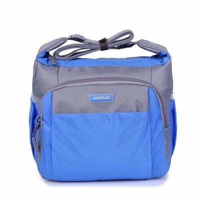 休闲户外运动包单肩包斜跨包男女通用背包轻便布包挎包百搭旅游包
