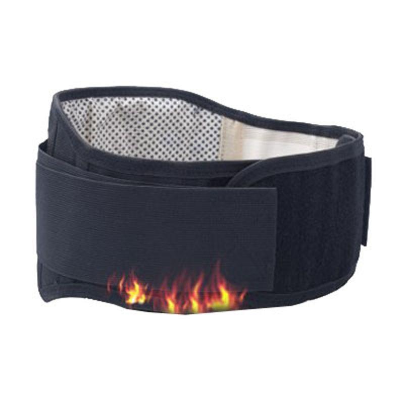 腰围自发热护腰带腰间盘腰椎间盘突出自发热保暖暖宫腰托腰疼