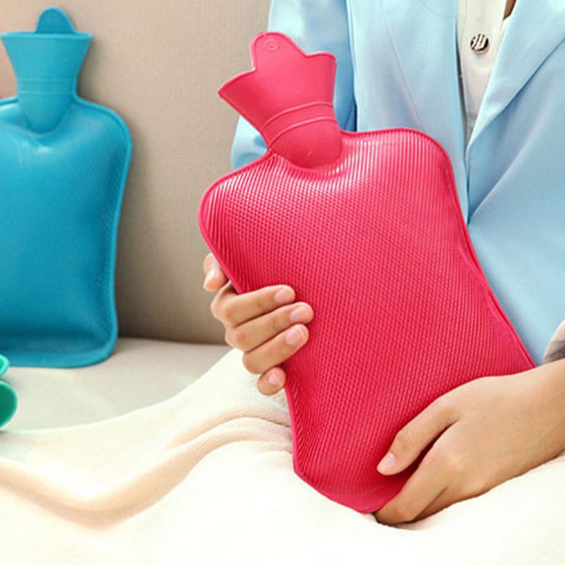大号怀旧充水热水袋 加厚橡胶注水暖水袋热水袋注水暖水袋暖手宝