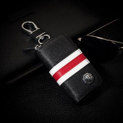 17新款名爵zs钥匙包 名爵gs锐腾mg6锐行车用改装钥匙壳套扣名爵6