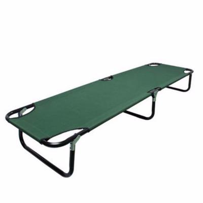 行军床 午休床医院陪护床简易单人折叠床折叠床颜色随机发