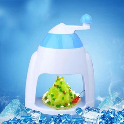 家用手动刨冰机 制冰器炒冰机手动雪花刨冰机手动刨冰沙机