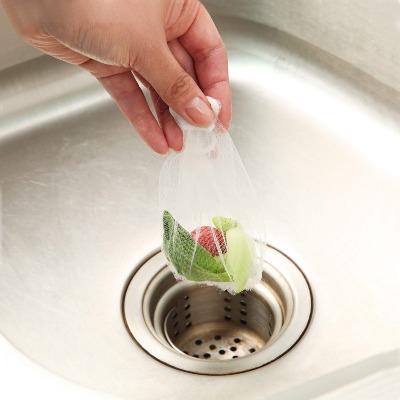 【30-100只】厨房水槽洗菜盆不锈钢水池排水口过滤网器地漏盖包邮