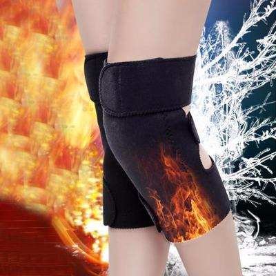 护膝保暖老寒腿自发热护膝超薄透气夏季男女士膝盖关节保健