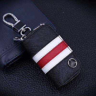 专用于奔驰新E级钥匙包E300L真皮GLA C级C200L GLC260 GLK钥匙套