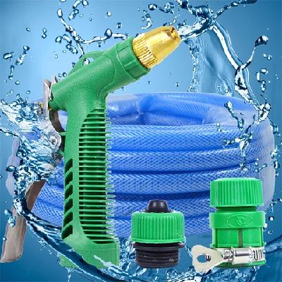 洗车水枪套装家用高压水抢神器刷汽车品工具浇花冲车喷头水管软管