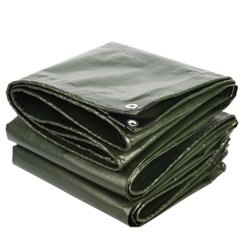 加厚户外遮阳防雨布防水防晒篷布货车苫蓬油帆布遮雨棚布隔热包邮