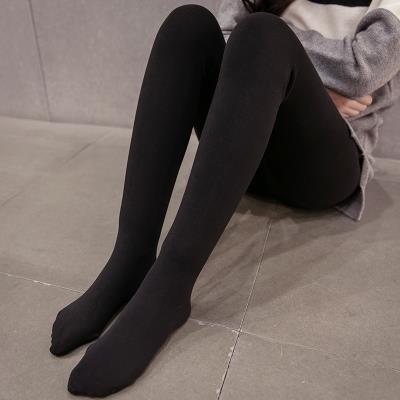 孕妇打底裤丝袜加绒秋冬托腹裤袜春秋连体连裤袜加厚连脚袜子袜裤