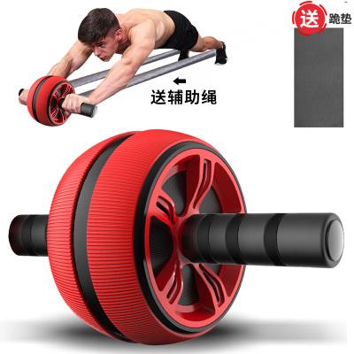 健腹轮男士腹肌训练神器家用运动健身器材家庭滚轮减肥瘦肚子腹部
