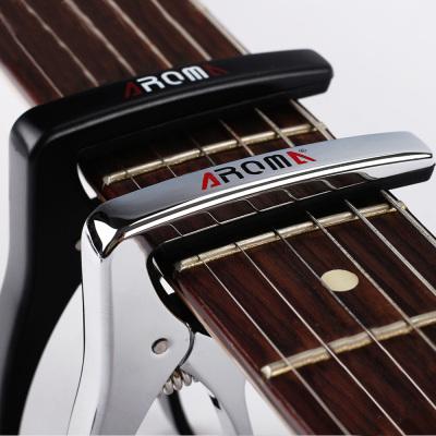 阿诺玛变调夹 民谣吉他变调夹 木吉他移调转调变音夹尤克里里夹子