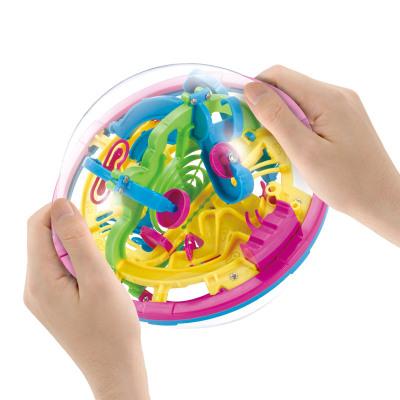 益智立体迷宫智力球成老年人儿童玩具爱可优大小号100-299关多款【2月29日发完】